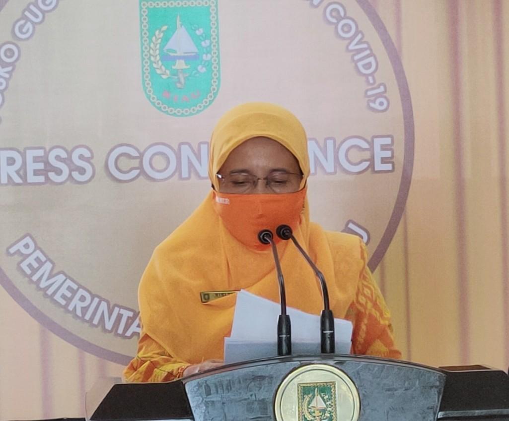 Bertambah 106 Kasus Konfirmasi Di Riau