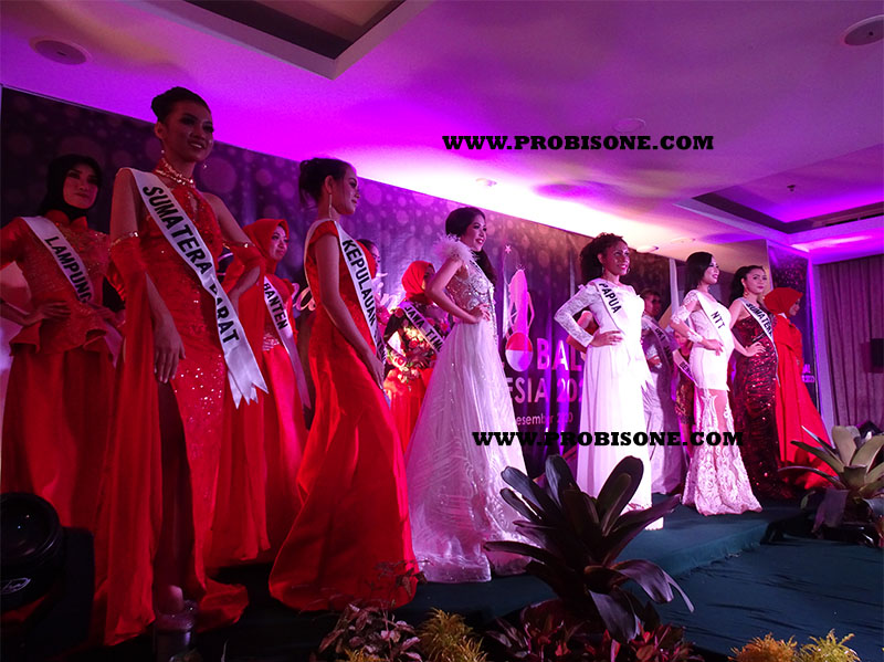 Galeri Miss Interglobal Indonesia 2020  - (Ada 7 foto)